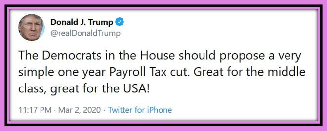 tt payroll tax cut