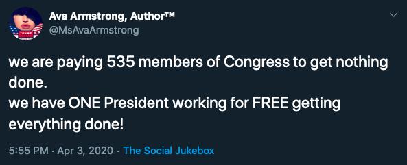 congress president