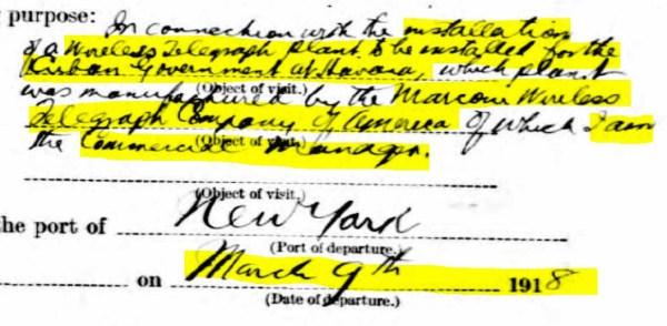 david-sarnoff-mar-9-1918-commercial-manager-marconi-cuba-installation-visa-declaration