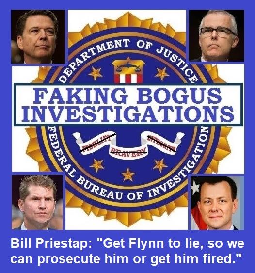 fake investigations priestap strzok comey mccabe
