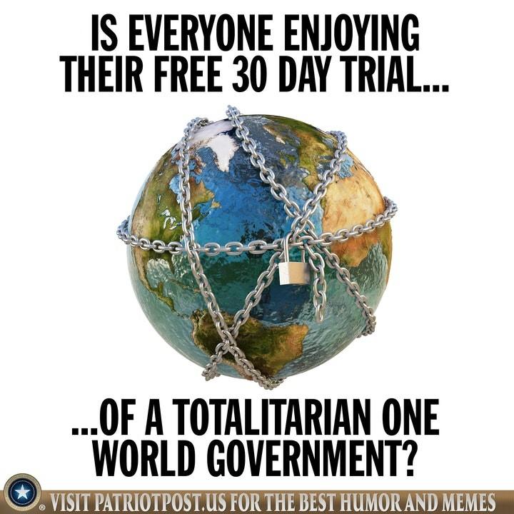 globalism trial