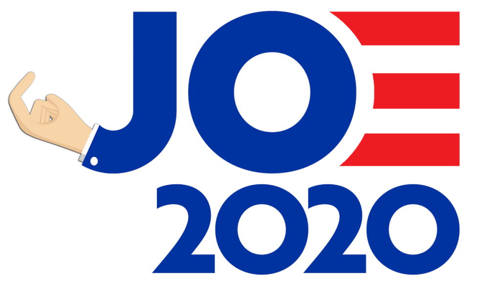 joe 2020 finger