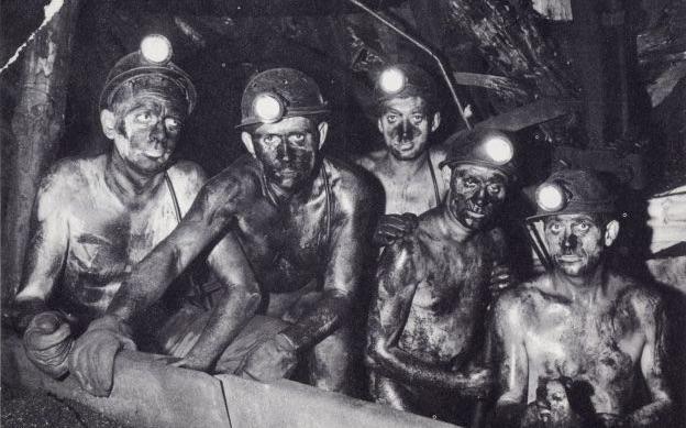 miner coal mine