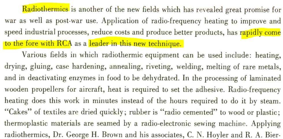 radiothermics