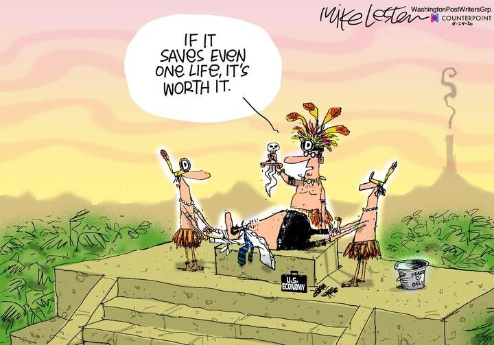 sacrifice inca