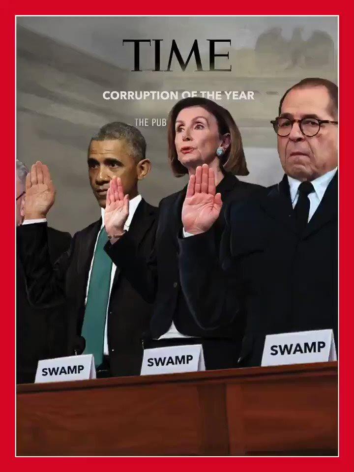 swamp time magazine