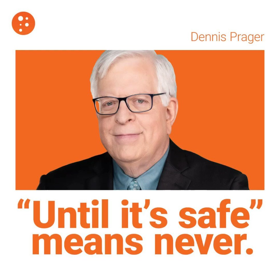 until it safe
