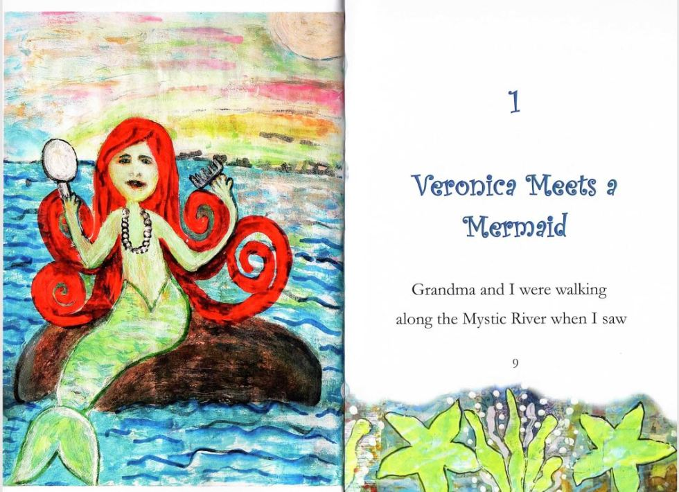 veronica mermaid