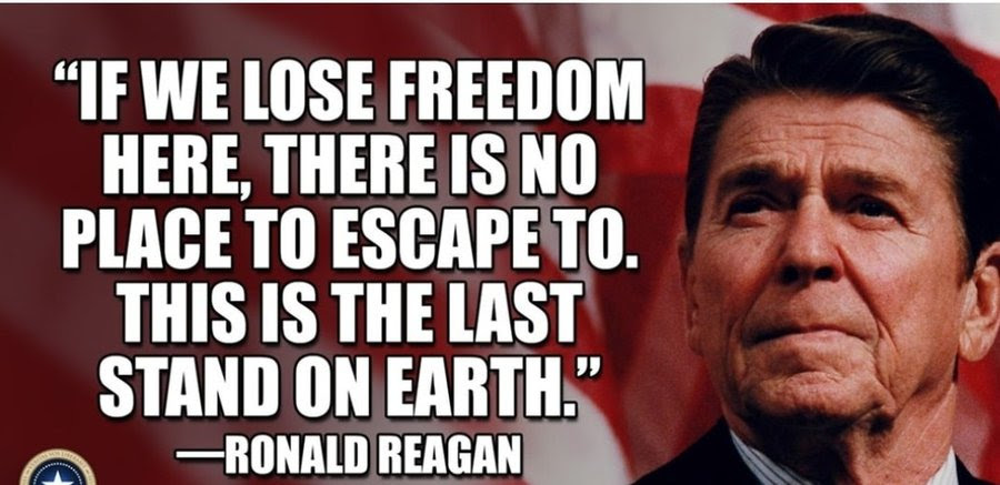 Ronald Reagan freedom