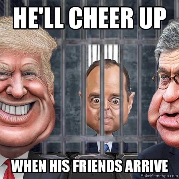 adam schiff in jail