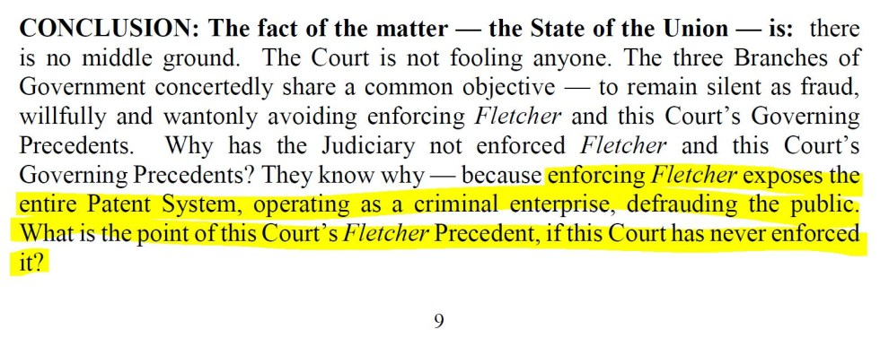 Dr. Lakshmi Arunachalam. (May 19, 2020). PETITION FOR REHEARING w/ APPENDIX, Arunachalam v. Lyft, Inc., Case No. 19-8029, p. 15 (U.S. Supreme Court).