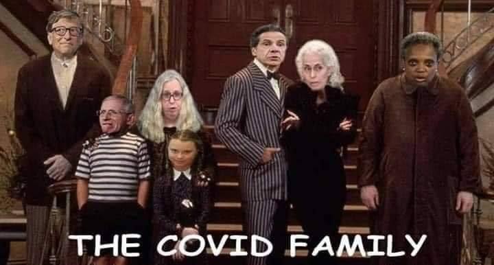 corona adams family
