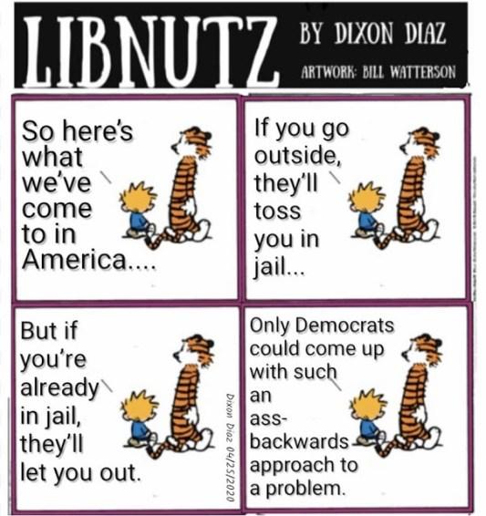 democrats jail