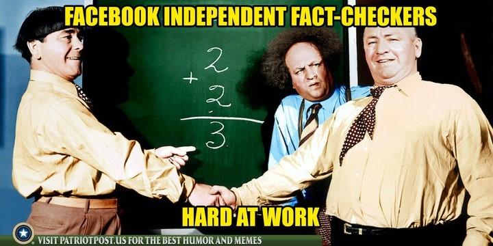facebook fact checkers