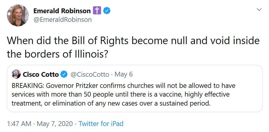 illinois bill rights