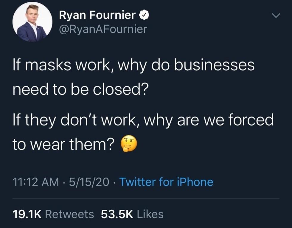 masks work
