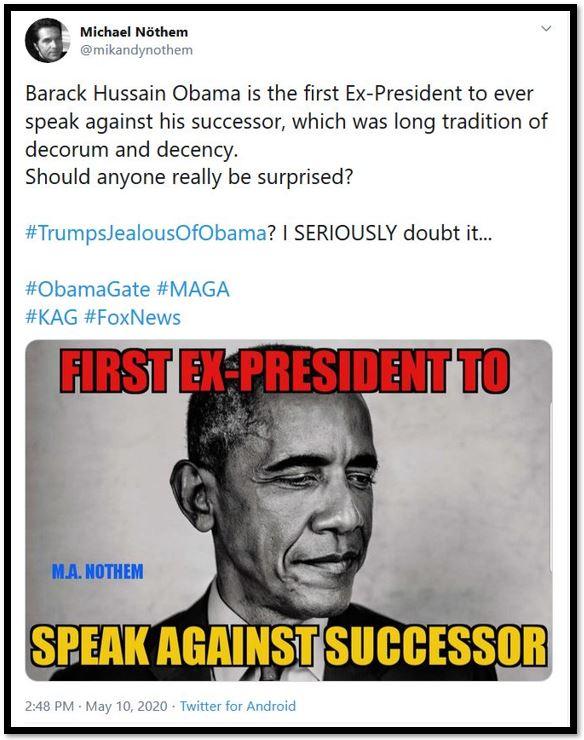 obama succession