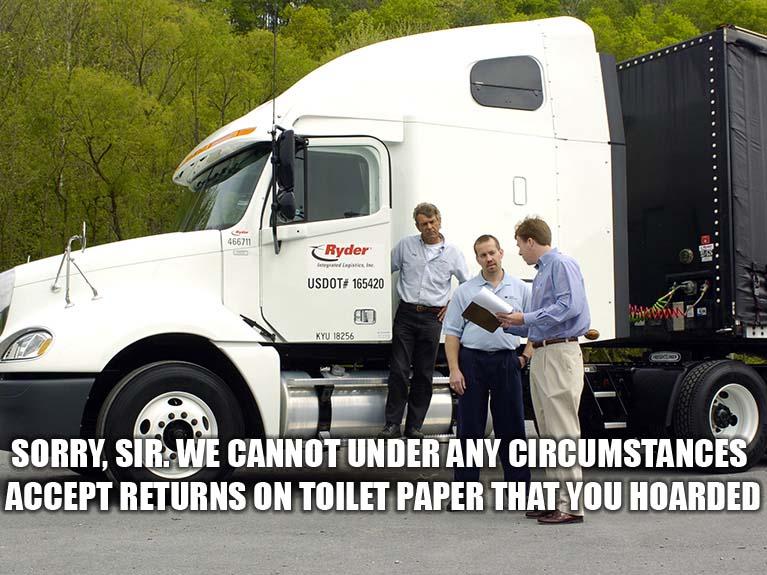 ryder toilet paper