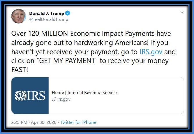 stimulus checks tt