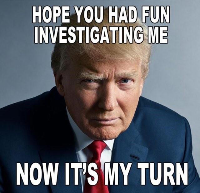 trump investigates
