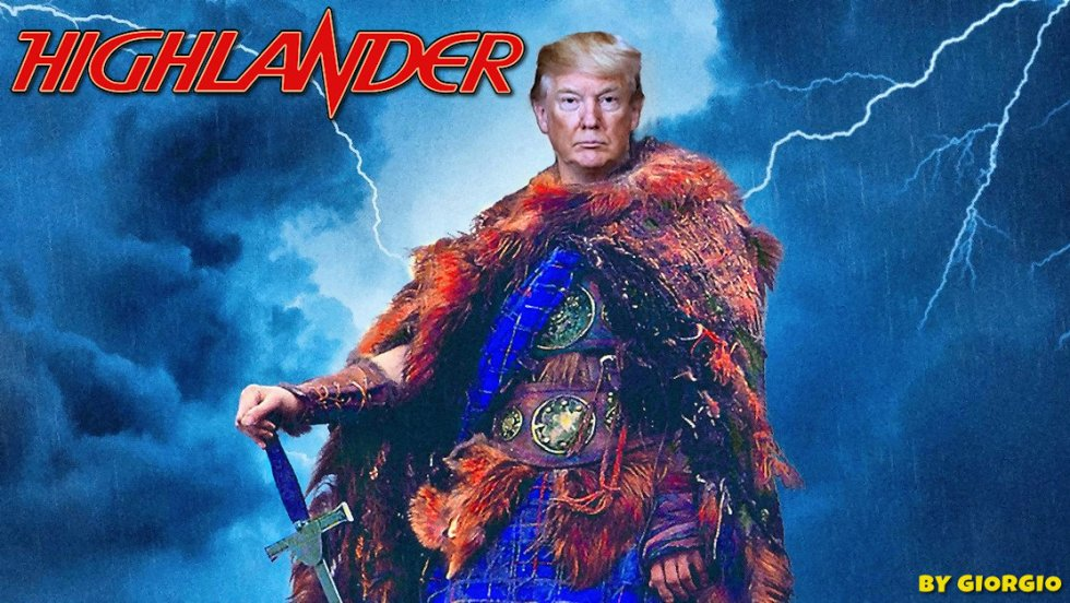 TRUMP_HIGHLANDER_TEXT giogio