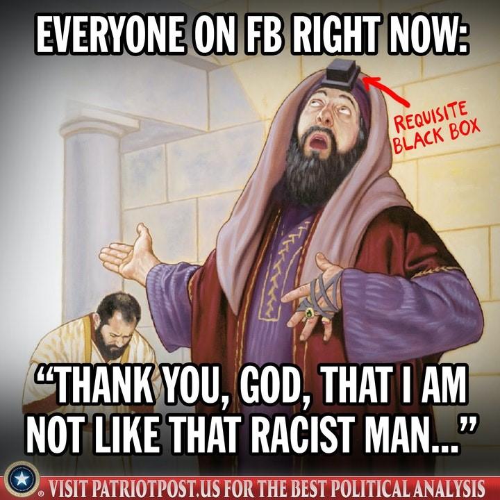 black box racist