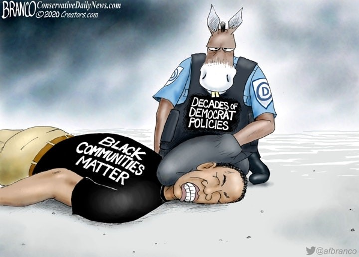 branco democrat blacks