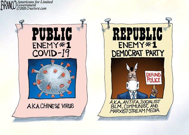 branco public enemy blm corona