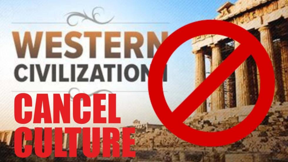 cancel western culture