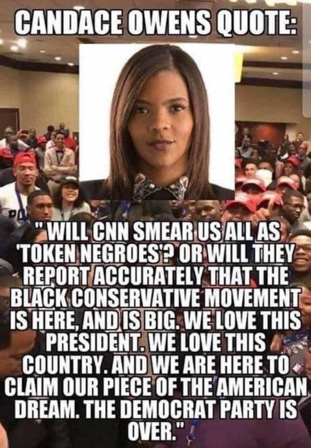 candace owens conservative