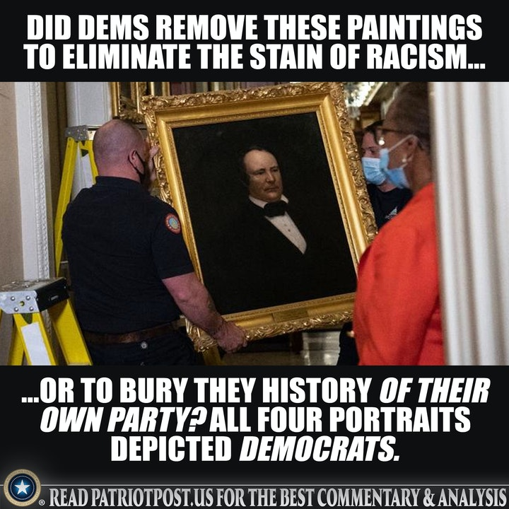 democrat portraits