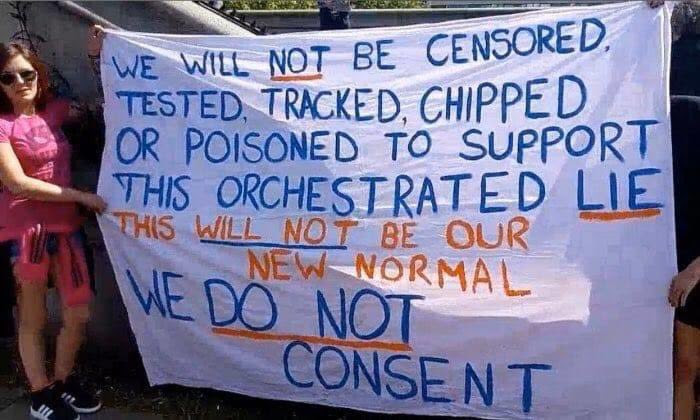 do not consent