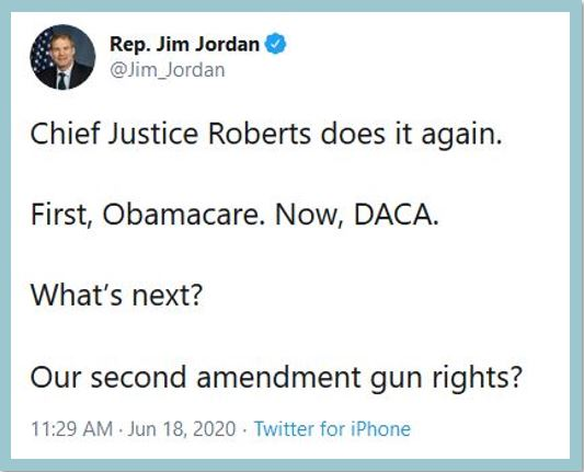 jim jordan supreme court