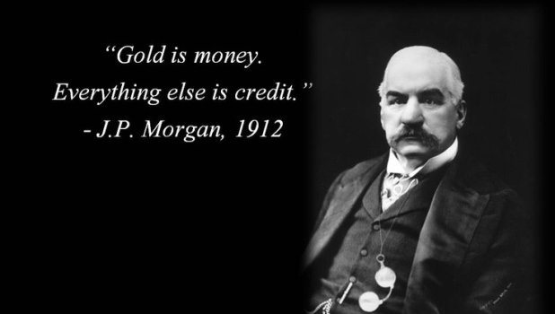 jp morgan gold