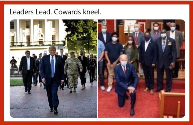 leaders cowards