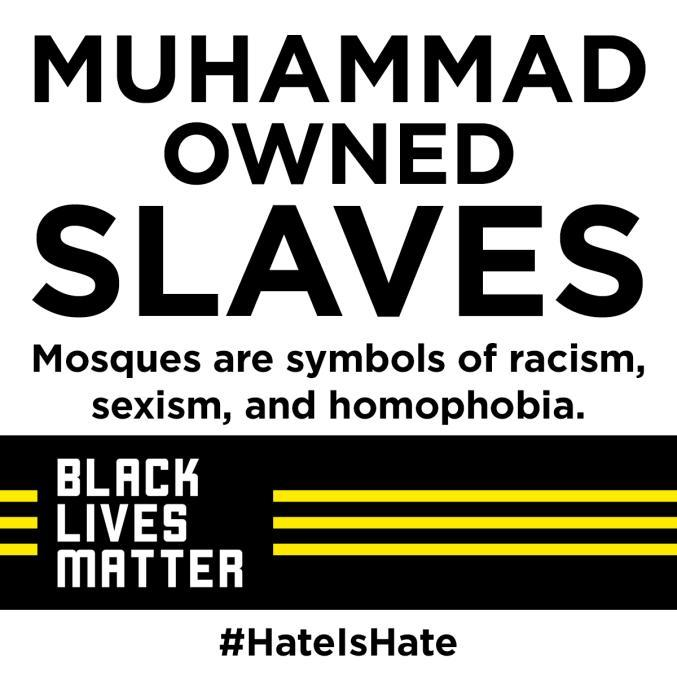 muhammad owned slaves