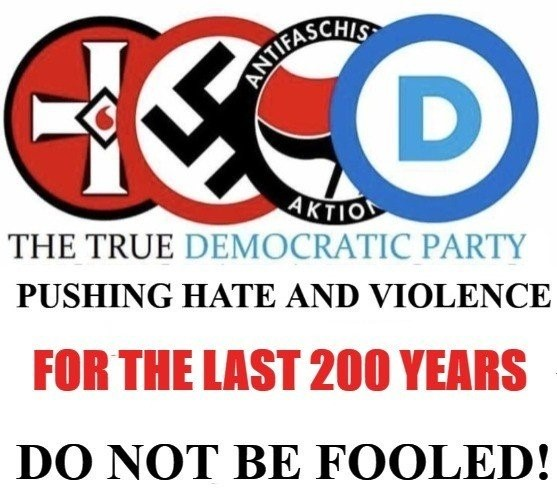 nazi antifa democrat