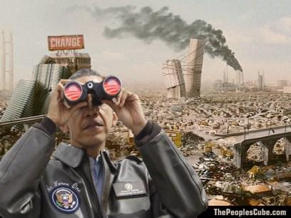 obama ruins