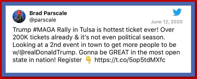 parscale rally