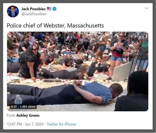 posobiec police chief