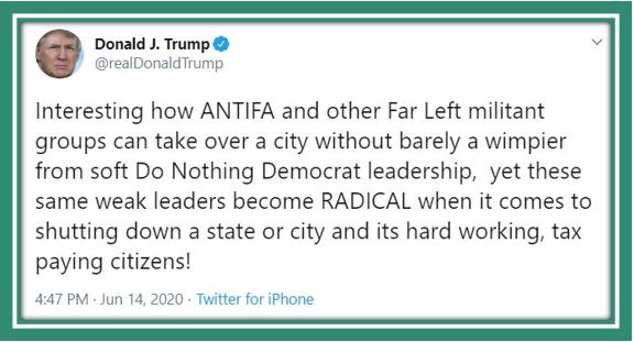 radical antifa tt
