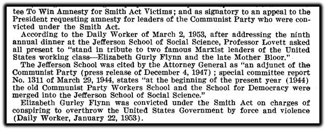 smith act victims