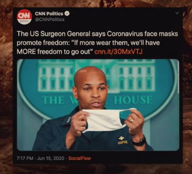 surgeon general face mask
