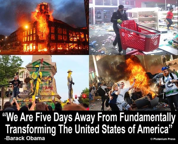 transform america obama