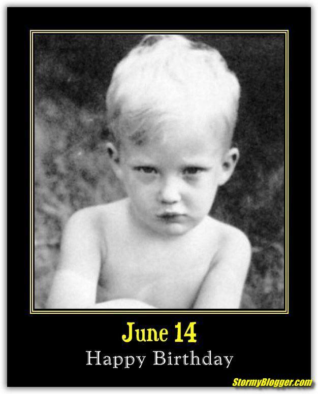 trump birthday boy