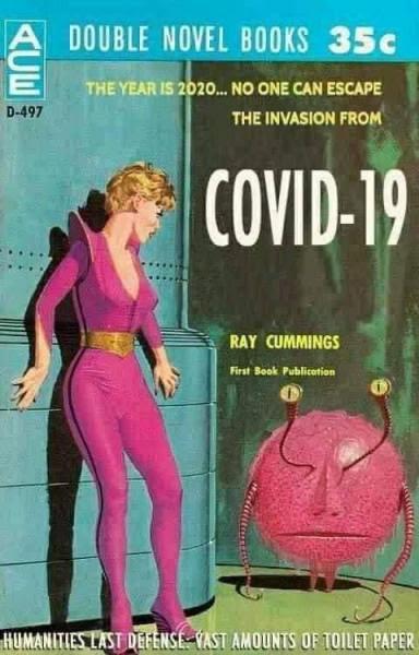 book covid corona