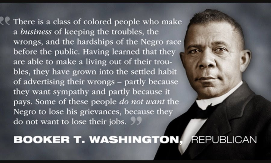 booker t washington quote