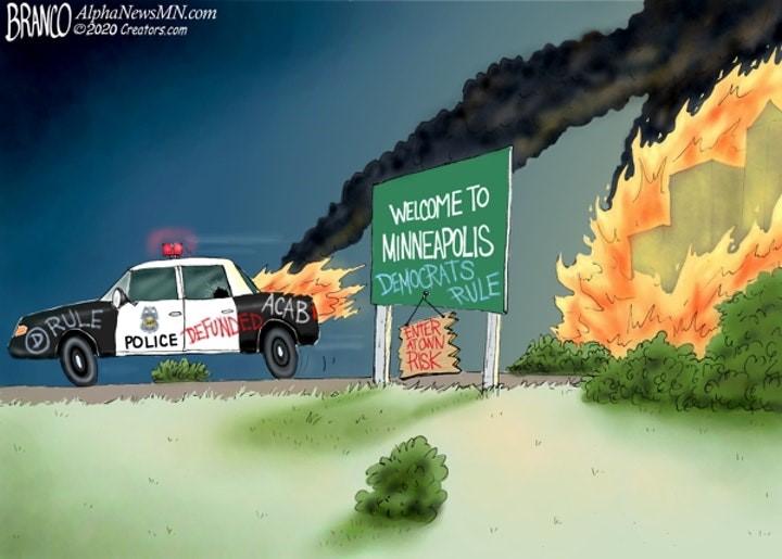 defund police minneapolis