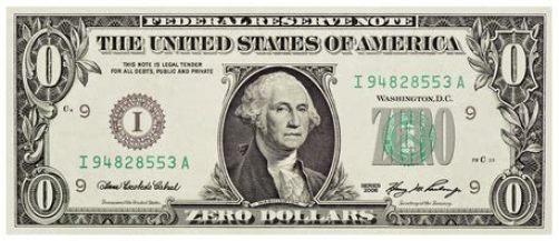 dollar zero
