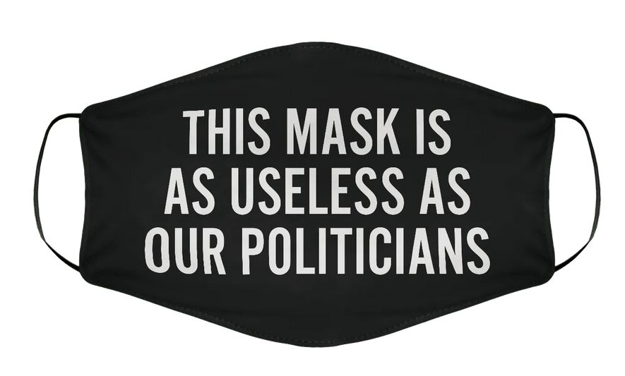 face mask election 2